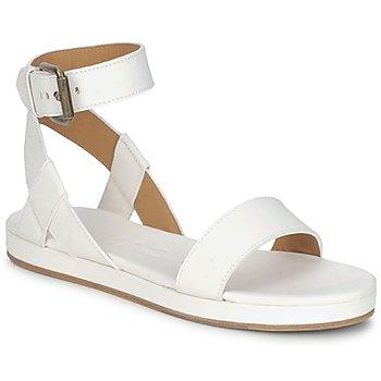 Pantofi Femei Sandale și Sandale cu talpă  joasă Rochas RO18002 Alb