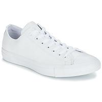 Pantofi Pantofi sport Casual Converse CHUCK TAYLOR ALL STAR CUIR  OX Alb