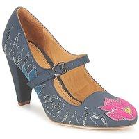 Pantofi Femei Pantofi cu toc Maloles CLOTHILDE Gri / Roz