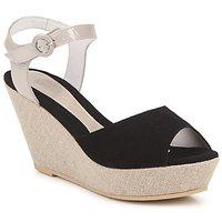 Pantofi Femei Sandale și Sandale cu talpă  joasă Regard RAFATI Negru