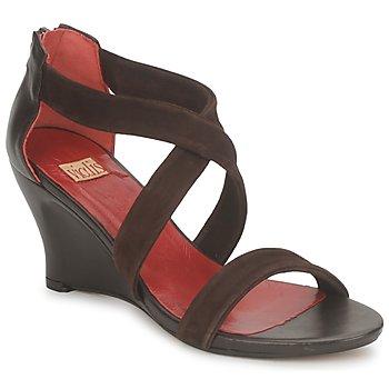 Pantofi Femei Sandale  Vialis NIVEL Maro