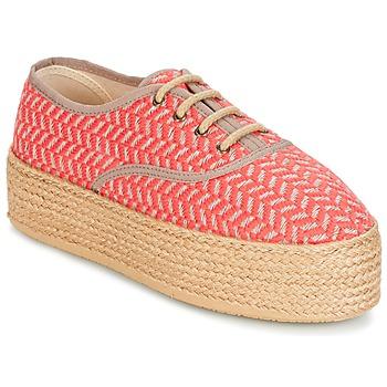 Pantofi Femei Espadrile Betty London CHAMPIOLA Corai