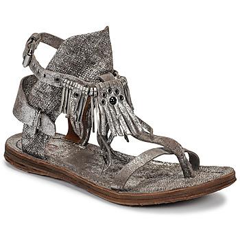 Pantofi Femei Sandale  Airstep / A.S.98 RAMOS Argintiu