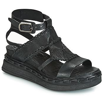 Pantofi Femei Sandale  Airstep / A.S.98 LAGOS Negru