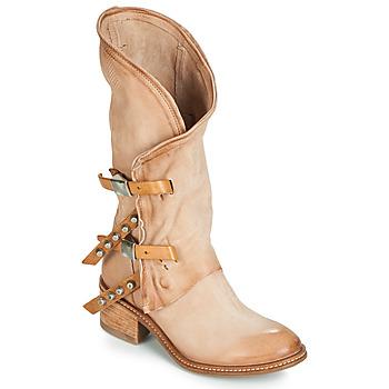 Pantofi Femei Cizme casual Airstep / A.S.98 WINNIE Bej