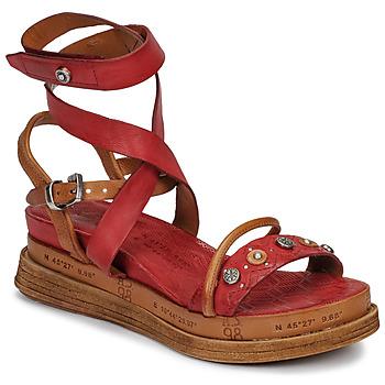 Pantofi Femei Sandale  Airstep / A.S.98 LAGOS Roșu
