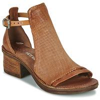 Pantofi Femei Sandale și Sandale cu talpă  joasă Airstep / A.S.98 KENYA Camel