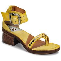Pantofi Femei Sandale  Airstep / A.S.98 KENYA Galben