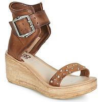 Pantofi Femei Sandale și Sandale cu talpă  joasă Airstep / A.S.98 NOA CLOU Camel