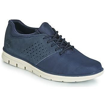 Pantofi Bărbați Pantofi sport Casual Timberland BRADSTREET F/L OXFORD Albastru