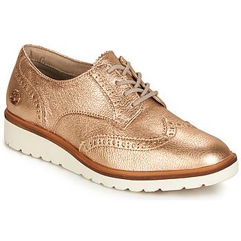 Pantofi Femei Pantofi Derby Timberland ELLIS STREET OXFORD Roz / Gold