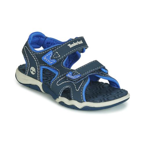 Pantofi Copii Sandale  Timberland ADVENTURE SEEKER 2 STRAP Albastru