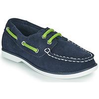 Pantofi Copii Pantofi barcă Timberland SEABURY CLASSIC 2EYE BOAT Negru