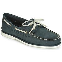 Încăltăminte Bărbați Pantofi barcă Timberland CLASSIC BOAT 2 EYE Gri