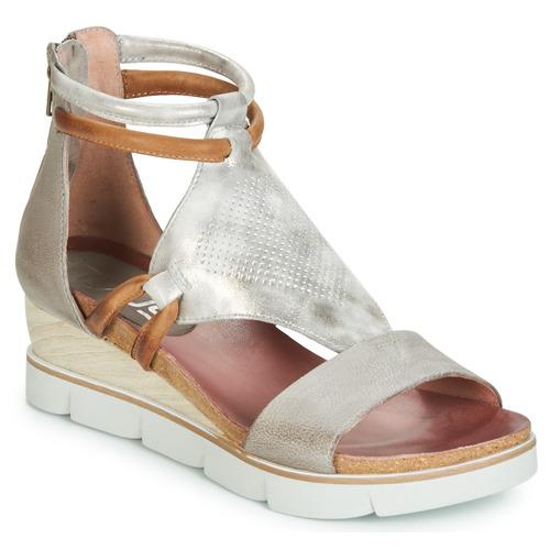 Pantofi Femei Sandale  Mjus TAPASITA Argintiu