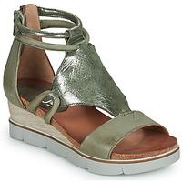 Pantofi Femei Sandale și Sandale cu talpă  joasă Mjus TAPASITA Kaki