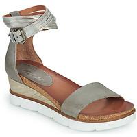 Pantofi Femei Sandale  Mjus TAPASITA Gri / Argintiu