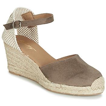 Pantofi Femei Sandale  Betty London CASSIA Taupe