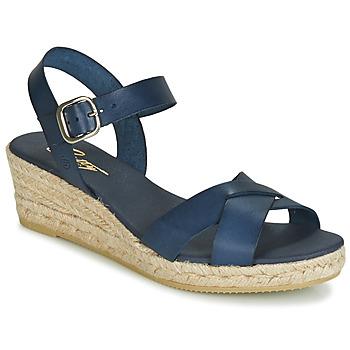 Pantofi Femei Sandale și Sandale cu talpă  joasă Betty London GIORGIA Bleumarin