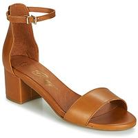 Pantofi Femei Sandale și Sandale cu talpă  joasă Betty London INNAMATA Camel