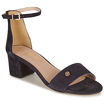 Pantofi Femei Sandale și Sandale cu talpă  joasă Betty London INNAMATA Bleumarin