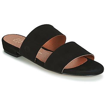 Pantofi Femei Papuci de vară Betty London JISTINE Negru