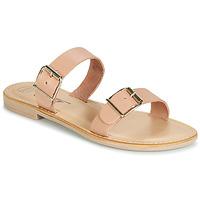 Pantofi Femei Papuci de vară Betty London JADALEBE Roz