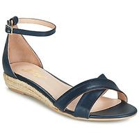 Pantofi Femei Sandale  Betty London JIKOTIVE Albastru