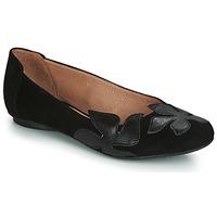 Pantofi Femei Balerin și Balerini cu curea Betty London ERUNE Negru