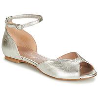 Pantofi Femei Sandale  Betty London INALI Argintiu
