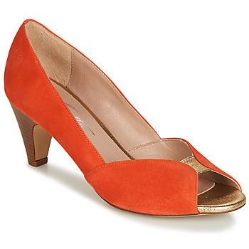 Pantofi Femei Pantofi cu toc Betty London JIKOTIZE Corai