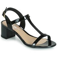 Pantofi Femei Sandale  Betty London CREPE Negru