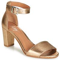 Pantofi Femei Sandale și Sandale cu talpă  joasă Betty London CRETOLIA Auriu
