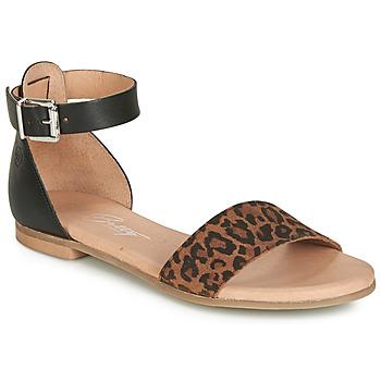 Pantofi Femei Sandale  Betty London JIKOTIRE Negru