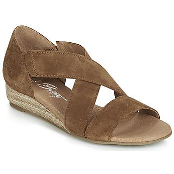 Pantofi Femei Sandale  Betty London JIKOTE Camel