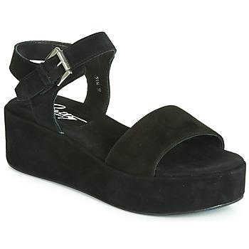 Pantofi Femei Sandale  Betty London JIKOTETE Negru