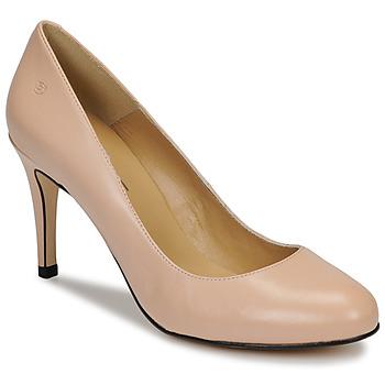 Încăltăminte Femei Pantofi cu toc Betty London ROKOLU Nude