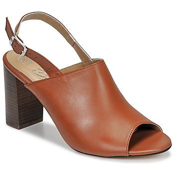 Pantofi Femei Sandale  Betty London JIKOTEGE Camel