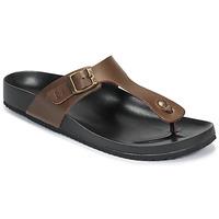 Pantofi Bărbați  Flip-Flops Dream in Green JAKALEX Maro