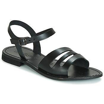 Pantofi Femei Sandale  Dream in Green JAKALETTE Negru