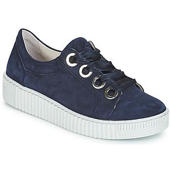 Pantofi Femei Pantofi sport Casual Gabor POMPON Bleumarin