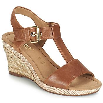 Pantofi Femei Sandale  Gabor FIULI Coniac
