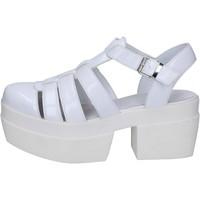 Pantofi Femei Sandale  Cult Sandale BT539 Alb