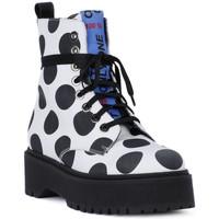Pantofi Bărbați Ghete At Go GO  BIG POIS NERO Bianco