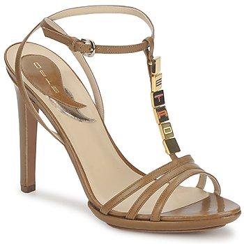 Pantofi Femei Sandale și Sandale cu talpă  joasă Etro 3443 Maro