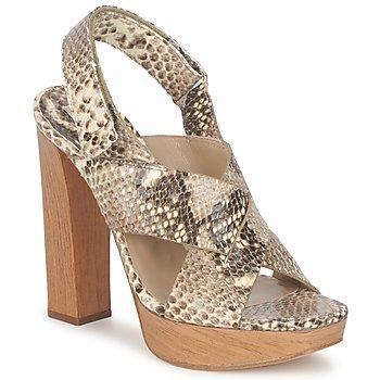 Pantofi Femei Sandale  Michael Kors MK18072 Piton