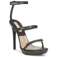 Încăltăminte Femei Sandale și Sandale cu talpă  joasă Michael Kors MK18031 Negru