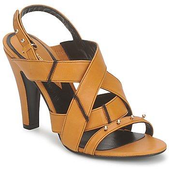 Pantofi Femei Sandale  Karine Arabian DOLORES Șofran-negru