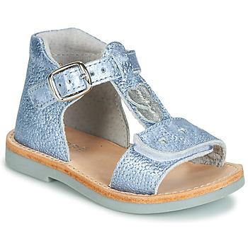 Pantofi Băieți Sandale  André POESIE Albastru