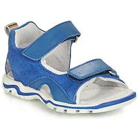 Pantofi Băieți Sandale  André PLANCTON Albastru